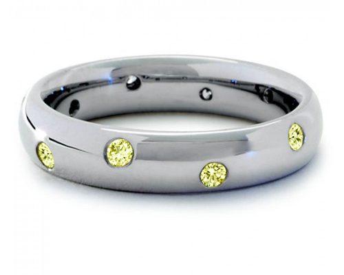 anello-oro-bianco-zaffiri-gialli-1