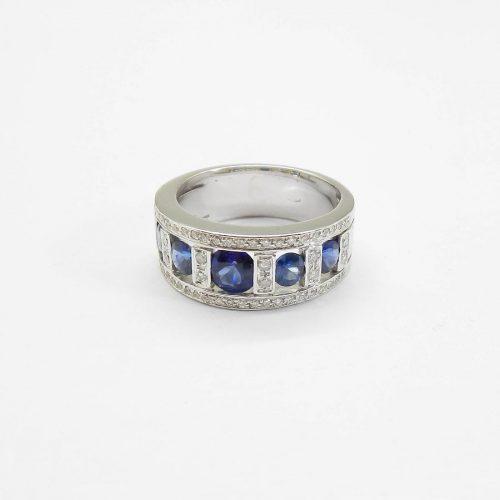 il-marchese-diamonds-diamanti-gioielli-artigianali-anello-zaffiri-zaffiro-blu-4