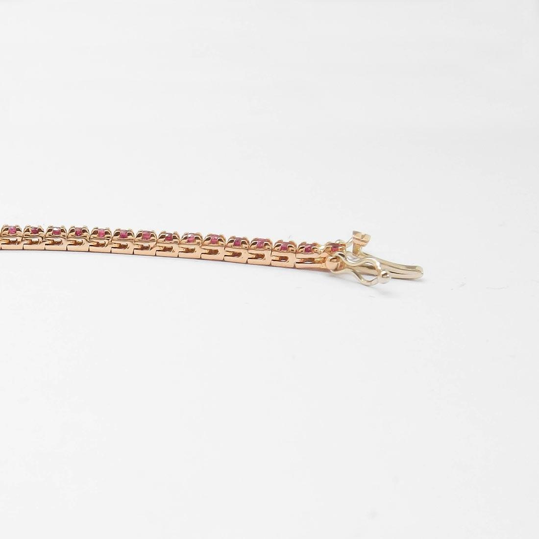 il-marchese-diamonds-diamanti-gioielli-artigianali-bracciale-tennis-oro-giallo-rubini-3