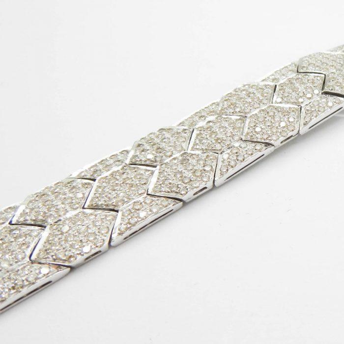 il-marchese-diamonds-gioielli-artigianali-bracciale-maglia-oro-bianco-diamanti-pezzi-unici-collezione-2