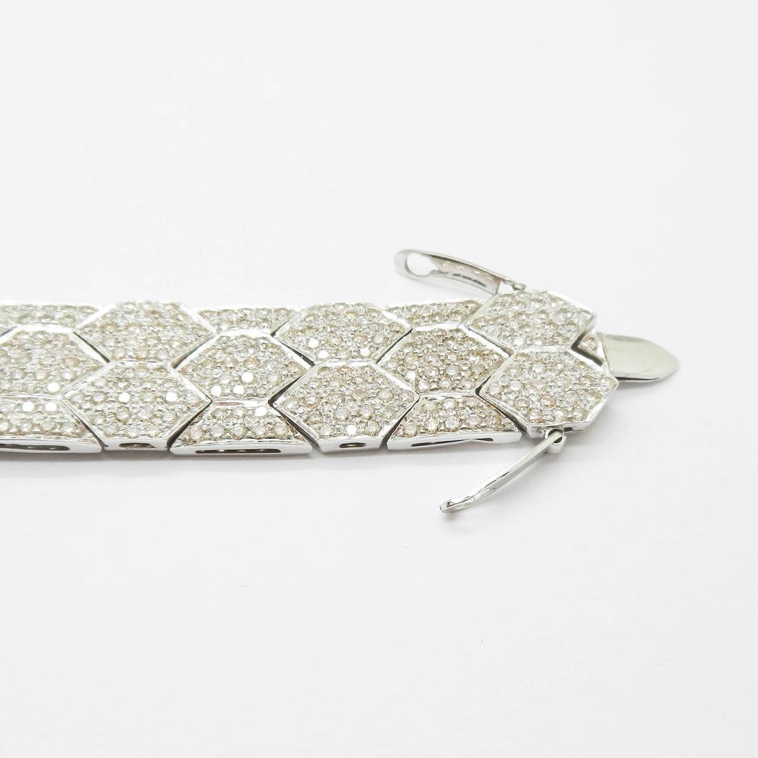 il-marchese-diamonds-gioielli-artigianali-bracciale-maglia-oro-bianco-diamanti-pezzi-unici-collezione-3