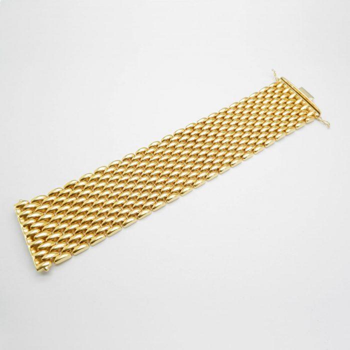 il-marchese-diamonds-diamanti-gioielli-artigianali-bracciale-maglia-alto-oro-giallo-1