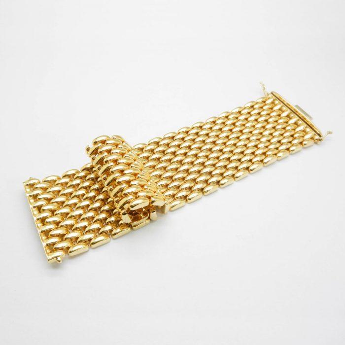 il-marchese-diamonds-diamanti-gioielli-artigianali-bracciale-maglia-alto-oro-giallo-2