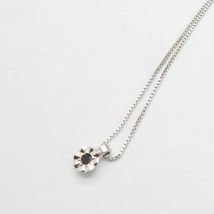 il-marchese-diamonds-diamanti-gioielli-artigianali-collana-pendente-punto-luce-nero-3