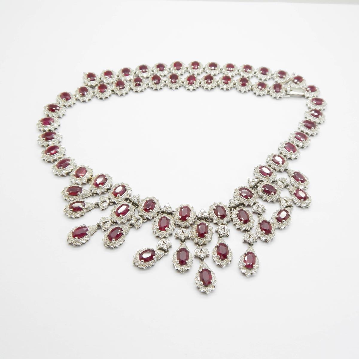 il-marchese-diamonds-diamanti-gioielli-artigianali-collier-collana-rubini-oro-bianco-4
