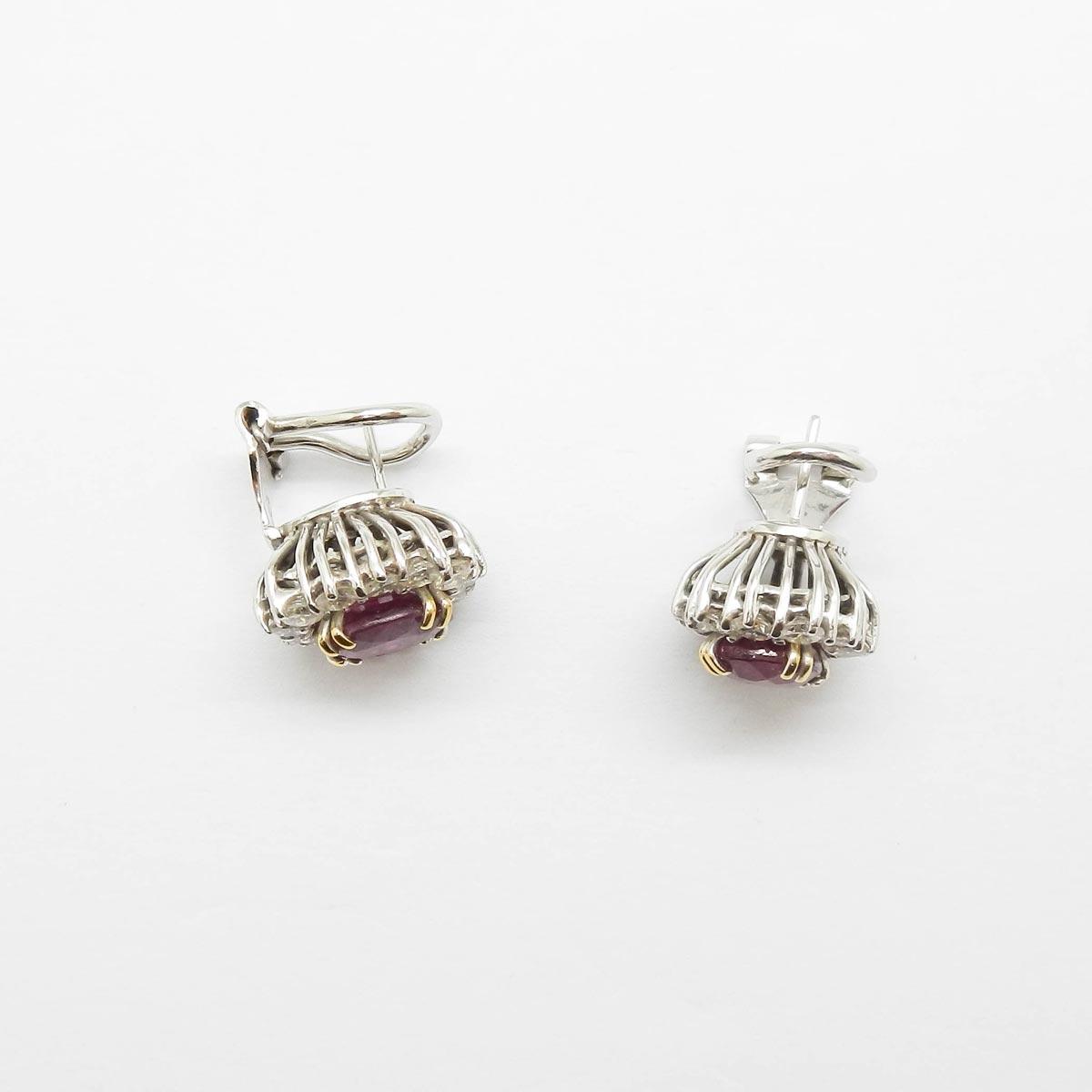 il-marchese-diamonds-diamanti-gioielli-artigianali-orecchini-rubino-oro-bianco-3