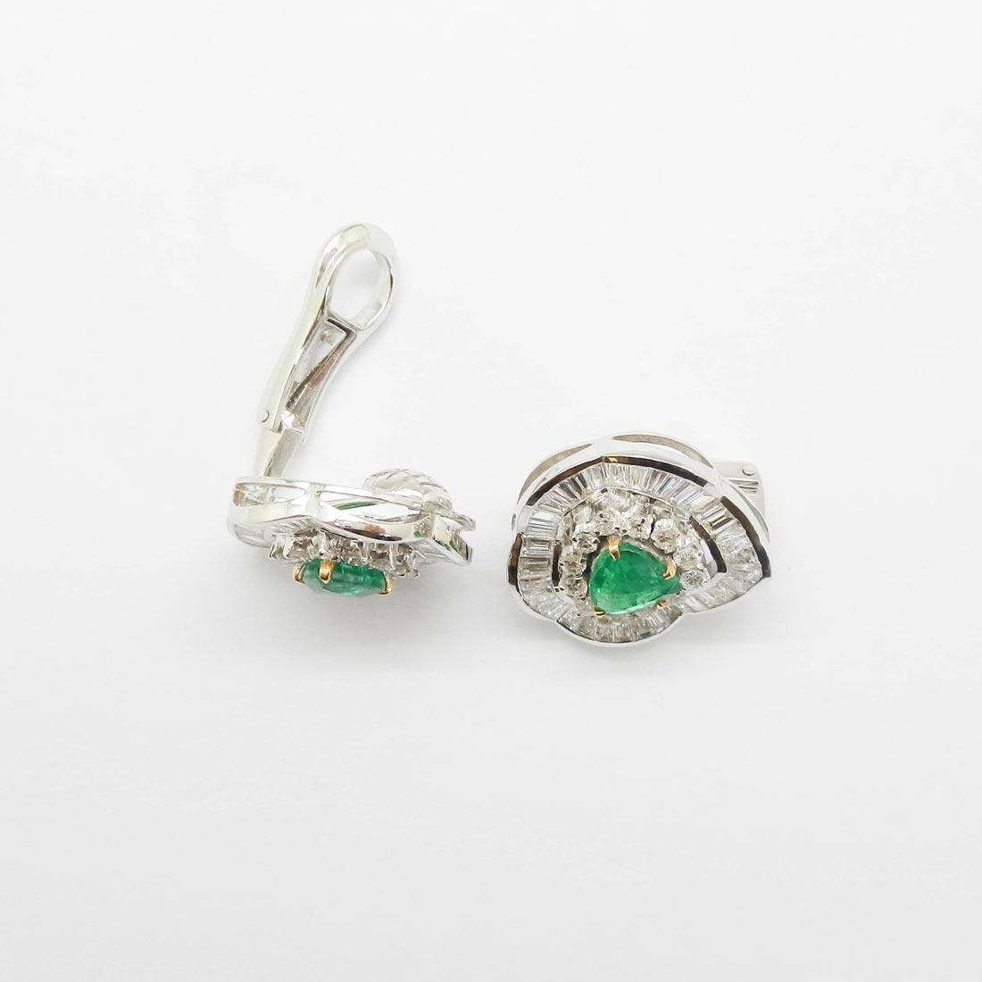 il-marchese-diamonds-diamanti-gioielli-artigianali-orecchini-smeraldo-oro-bianco-2