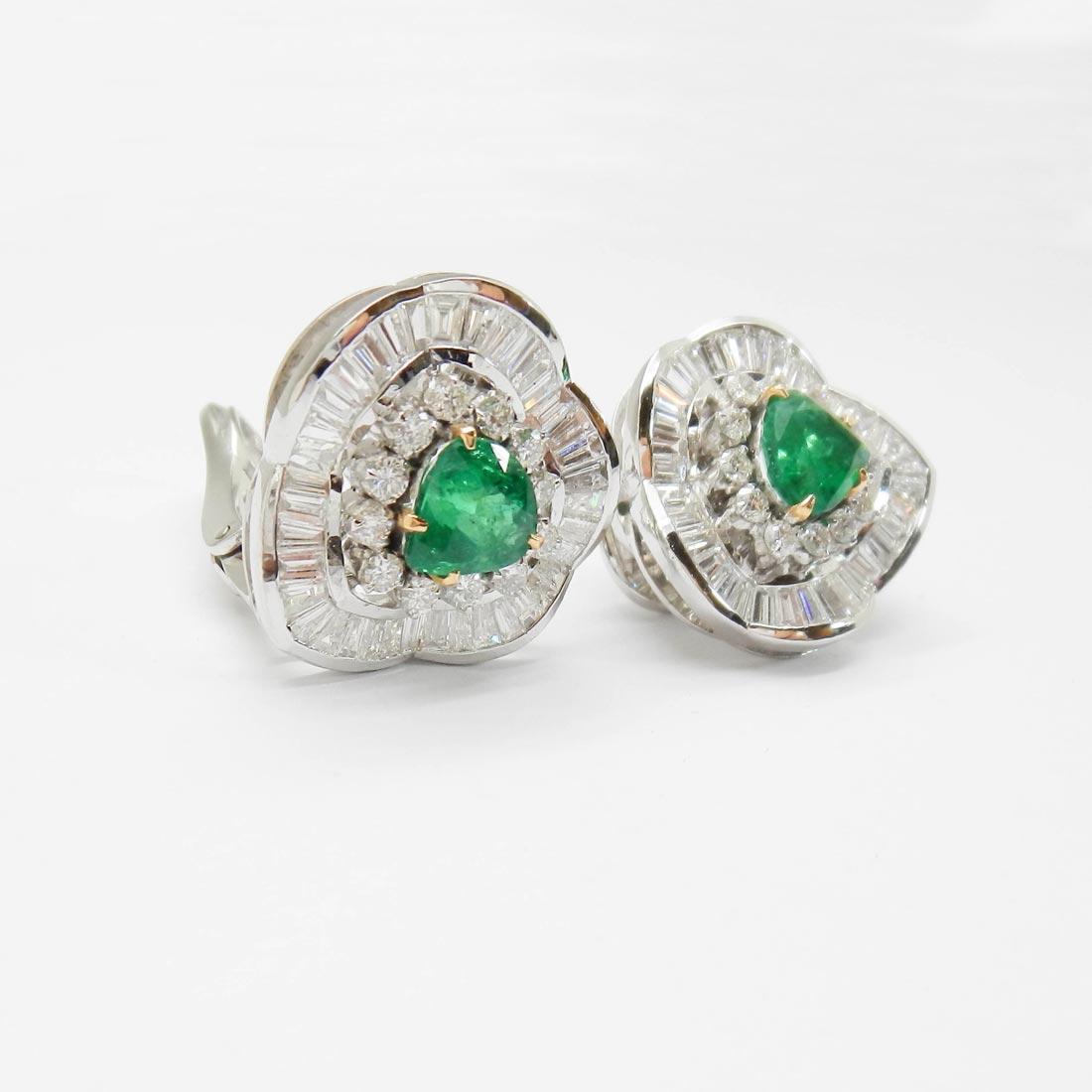 il-marchese-diamonds-diamanti-gioielli-artigianali-orecchini-smeraldo-oro-bianco-3