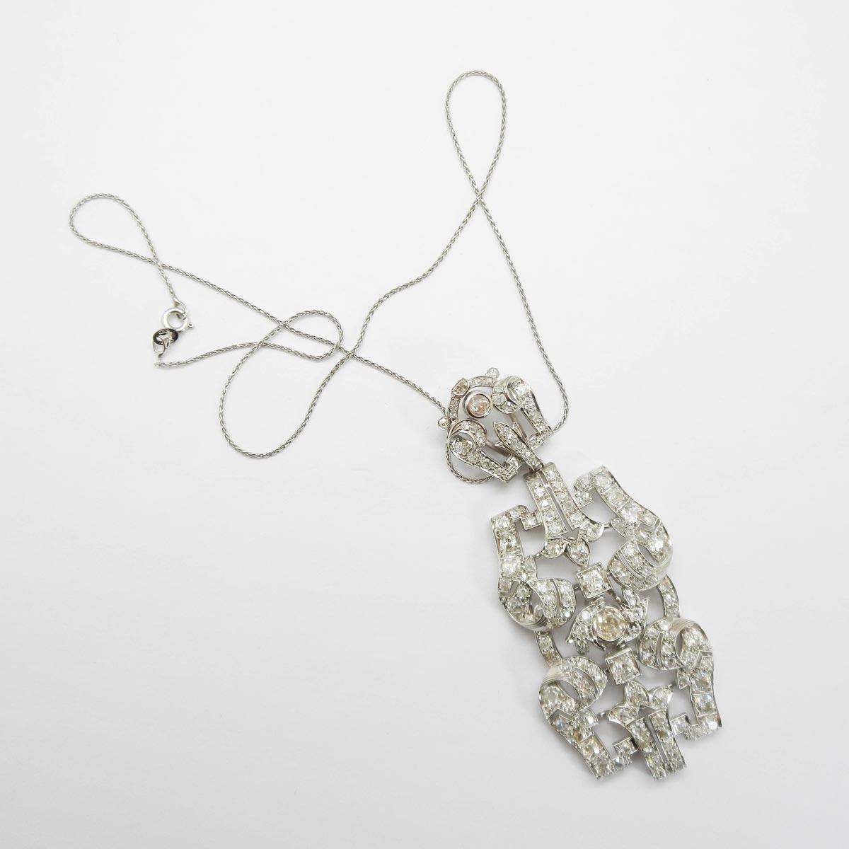 il-marchese-diamonds-diamanti-gioielli-artigianali-pendente-antico-oro-bianco-1