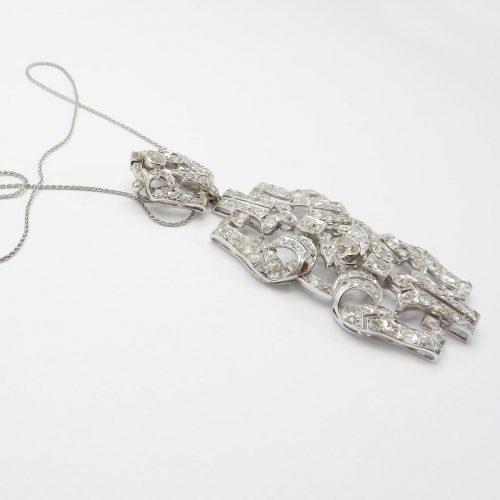 il-marchese-diamonds-diamanti-gioielli-artigianali-pendente-antico-oro-bianco-4