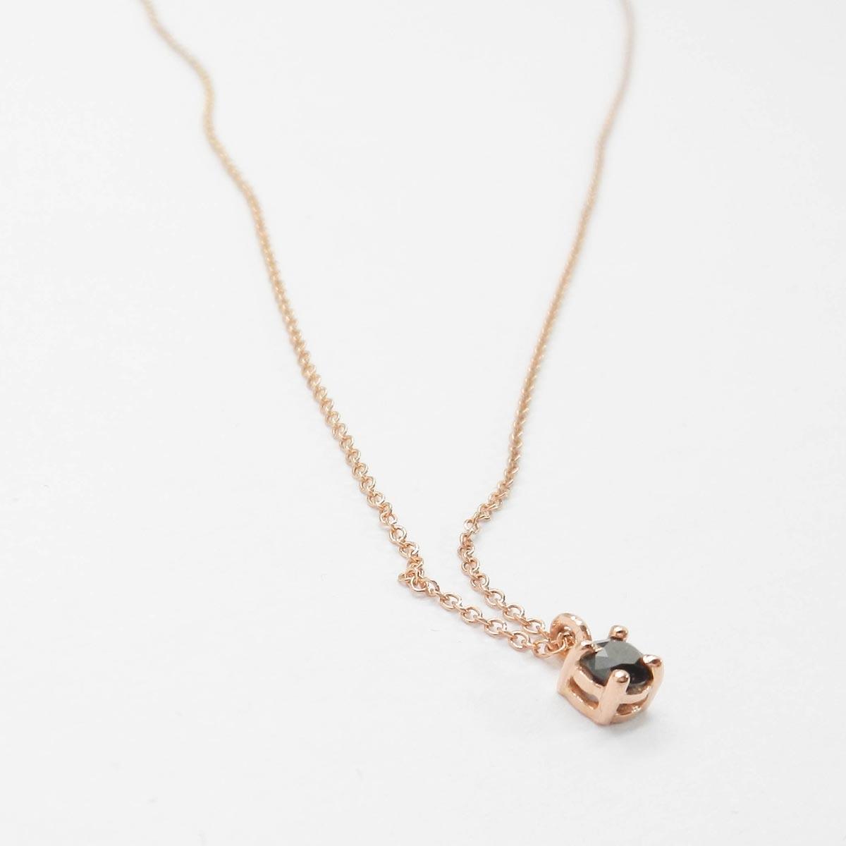 il-marchese-diamonds-diamanti-gioielli-artigianali-pendente-punto-luce-nero-oro-rosa-3